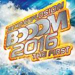 Booom 2016 - The First, 2 CDs