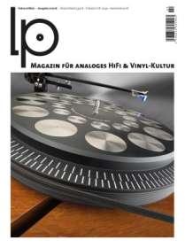 Zeitschriften: LP - Magazin für Analoges HiFi & Vinyl-Kultur 2/2016, Zeitschrift
