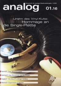 Zeitschriften: analog - Zeitschrift für analoge Musikwiedergabe  01/16, Zeitschrift