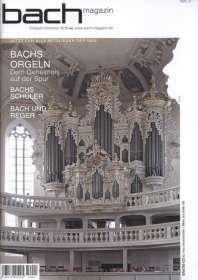 Zeitschriften: Bach-Magazin (Heft 27) - Bach-Archiv Leipzig, Buch