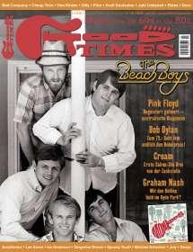 Zeitschriften: GoodTimes - Music from the 60s to the 80s Juni/Juli 2016, Zeitschrift