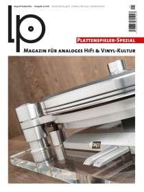 Zeitschriften: LP - Magazin für Analoges HiFi & Vinyl-Kultur 5/2016, Zeitschrift