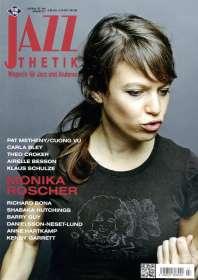 Zeitschriften: Jazzthetik - Magazin für Jazz und Anderes  Juli/August 2016, Zeitschrift