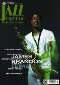Zeitschriften: Jazzthetik - Magazin für Jazz und Anderes  Juli/August 2015, Zeitschrift