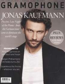 Zeitschriften: Gramophone July 2015 - The Classical Music Magazine, Zeitschrift
