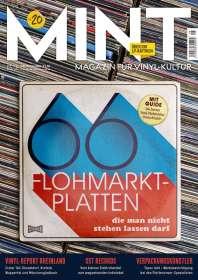 Zeitschriften: MINT - Magazin für Vinyl-Kultur No. 20, Zeitschrift