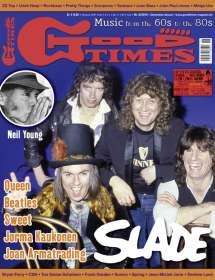 Zeitschriften: GoodTimes - Music from the 60s to the 80s Dezember 2015 /Januar 2016, Zeitschrift