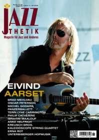 Zeitschriften: Jazzthetik - Magazin für Jazz und Anderes  November/Dezember 2015, Zeitschrift