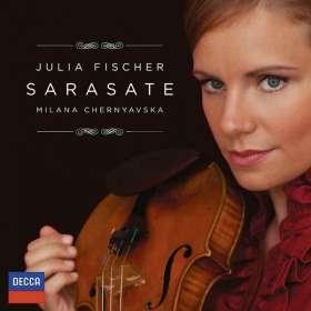 Julia Fischer - Sarasate, CD