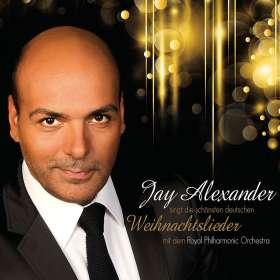 Jay Alexander / Royal Philharmonic Orchestra: Weihnachtslieder, CD