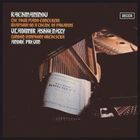 Sergej Rachmaninoff, Diverse