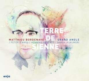 Matthieu Bordenave: Terre De Sienne, CD