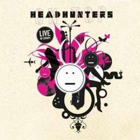 Headhunters: On Top - Live In Europe (Digipack), 2 CDs