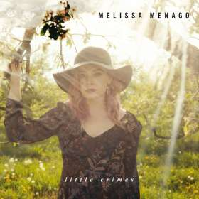 Melissa Menago: Little Crimes, CD
