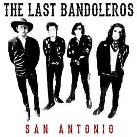 The Last Bandoleros: San Antonio, CD