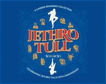 Jethro Tull: 50 For 50, 3 CDs