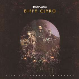 Biffy Clyro: MTV Unplugged (Limited-Edition) (inkl. BC-Plektrum, exklusiv für jpc), 2 LPs