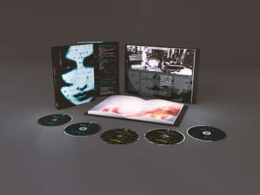 Marillion: Brave (Deluxe Edition), 4 CDs