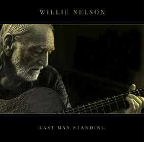 Willie Nelson: Last Man Standing, CD