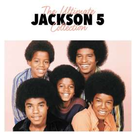 The Jackson 5: The Ultimate Collection, 2 CDs