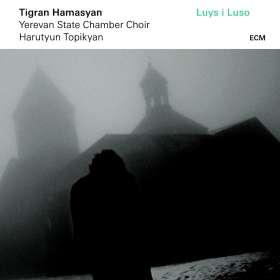 Tigran Hamasyan (geb. 1987): Luys I Luso, CD