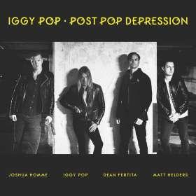 Iggy Pop: Post Pop Depression  , LP