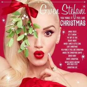 Gwen Stefani: You Make It Feel Like Christmas (Deluxe-Edition), CD