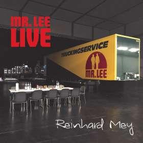 Reinhard Mey: Mr. Lee - Live, 2 CDs