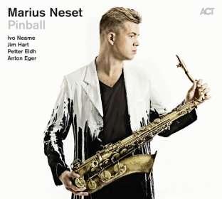 Marius Neset (geb. 1986): Pinball, CD