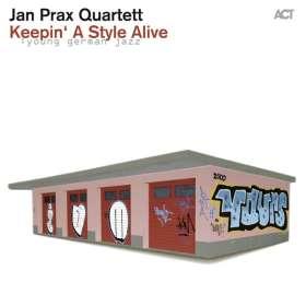 Jan Prax: Keepin' A Style Alive, CD