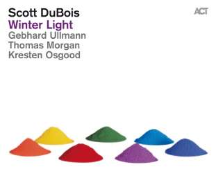 Scott DuBois (geb. 1978): Winter Light, CD