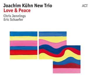 Joachim Kühn (geb. 1944): Love & Peace, CD