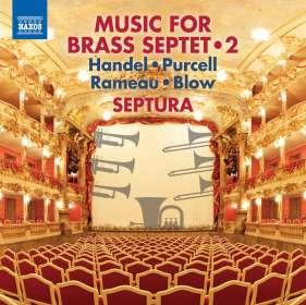 Septura - Music For Brass Septet Vol.2, CD