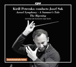 Josef Suk (1874-1935): Kirill Petrenko conducts Josef Suk, 3 CDs