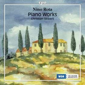 Nino Rota (1911-1979): Klavierwerke, CD