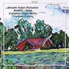 Johann Adam Reincken: Sämtliche Orgelwerke, SACD