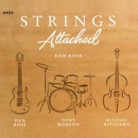 Dan Rose (geb. 1947): Strings Attached, CD