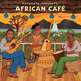 African Cafe, CD