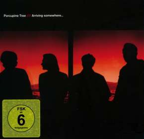 Porcupine Tree: Arriving Somewhere, 2 CDs