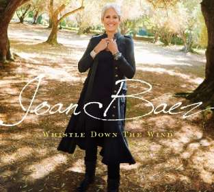 Joan Baez: Whistle Down The Wind, LP