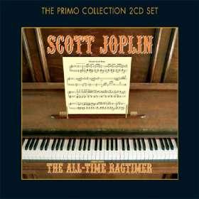 Scott Joplin: The All-Time Ragtimer, 2 CDs
