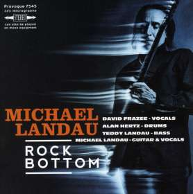 Michael Landau: Rock Bottom, CD