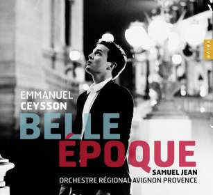 Emmanuel Ceysson - Belle Epoque, CD