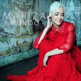 Mariza: Mundo, CD