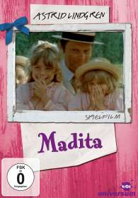 Madita, DVD