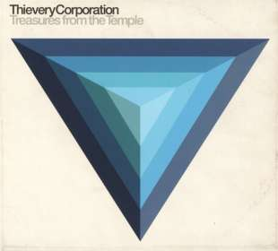 Thievery Corporation: Treasures From The Temple, CD