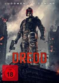 Dredd, DVD