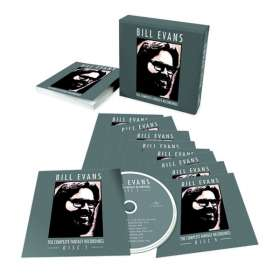 Bill Evans (Piano) (1929-1980): The Complete Fantasy Recordings, 9 CDs