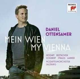 Daniel Ottensamer - Mein Wien, my Vienna, CD