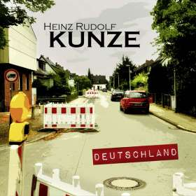 Heinz Rudolf Kunze: Deutschland, CD